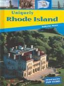 Uniquely Rhode Island PDF