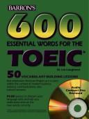 600 essential words for the TOEIC test PDF