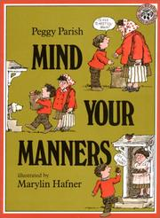 Mind your manners! PDF