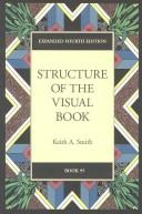 Structure of the visual book by Keith A. Smith