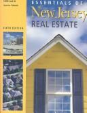 Essentials of New Jersey real estate by Edith Lank