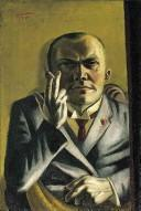 Max Beckmann by Max Beckmann