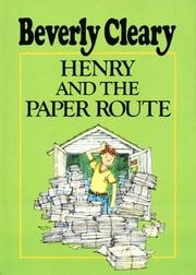 Henry and the Paper Route PDF