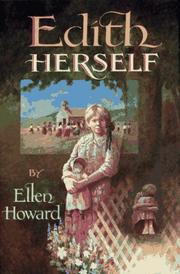 Edith herself by Ellen Howard