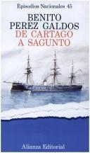 De Cartago a Sagunto by Benito Prez Galds