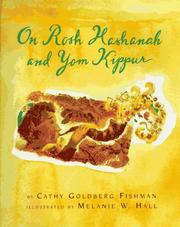 On Rosh Hashanah & Yom Kippur by Cathy Goldberg Fishman