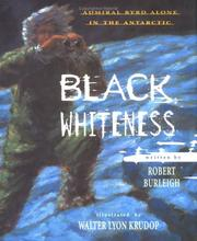 Black whiteness by Robert Burleigh