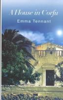A house in Corfu by Emma Tennant