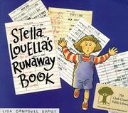 Stella Louella&#39;s Runaway Book by Lisa Campbell Ernst