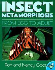 Insect Metamorphosis PDF