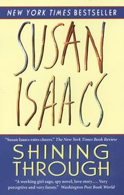 Shining through by Isaacs, Susan