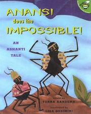 Anansi Does the Impossible by Verna Aardema