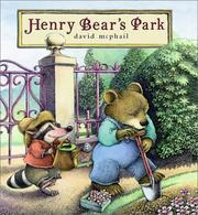 Henry Bear's park PDF