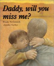 Daddy will you miss me? PDF