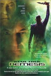 Star trek nemesis by John Vornholt