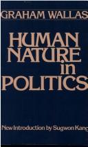 Human nature in politics PDF