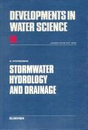 Stormwater hydrology and drainage by Stephenson, David