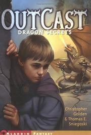 Dragon Secrets (Outcast) by Thomas E. Sniegoski