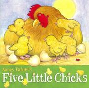 Five little chicks PDF