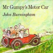 Mr. Gumpy's motor car PDF