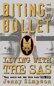 Biting the Bullet by Jenny Simpson