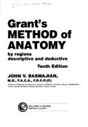 Method of anatomy by John Charles Boileau Grant