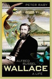 Alfred Russel Wallace by Peter Raby