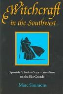 Witchcraft in the Southwest by Marc Simmons
