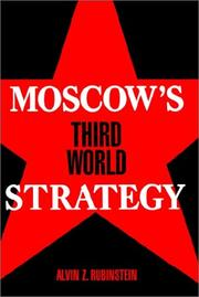 Moscow's Third World strategy PDF