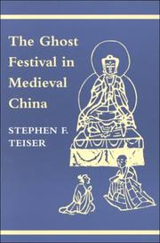 The ghost festival in medieval China PDF
