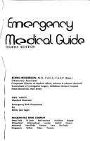 Emergency medical guide by Henderson, John