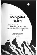 Cover of: Sargasso of Space