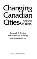 Changing Canadian cities