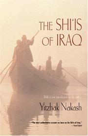 The Shiʻis of Iraq by Yitzhak Nakash