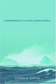 Fundamentals of ocean climate models PDF