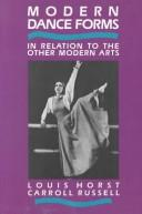 Modern dance forms in relation to the other modern arts PDF