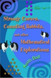 Strange Curves, Counting Rabbits, & Other Mathematical Explorations PDF