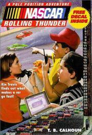 Nascar Rolling Thunder (NASCAR Pole Position Adventures) PDF