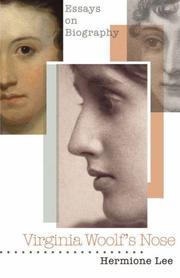 Virginia Woolf's nose PDF
