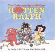 Christmas Spirit Strikes Rotten Ralph PDF