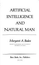 Artificial intelligence and natural man PDF