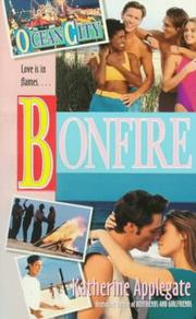 Cover of: Bonfire (Ocean City, No 7)
