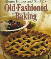 Better Homes and Gardens Old Fashioned Baking PDF
