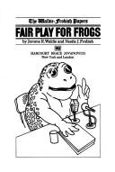 Fair play for frogs PDF