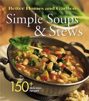 Simple Soups & Stews PDF