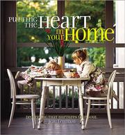 Putting the heart in your home by Jean LemMon