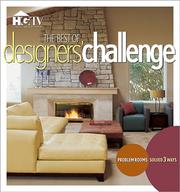 The Best of Designer's Challenge (Decorating & Design) PDF