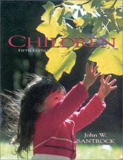 Children by John W. Santrock