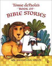 Tomie dePaola's Book of Bible Stories PDF