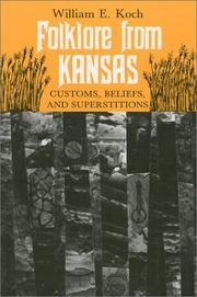Folklore from Kansas by William E. Koch